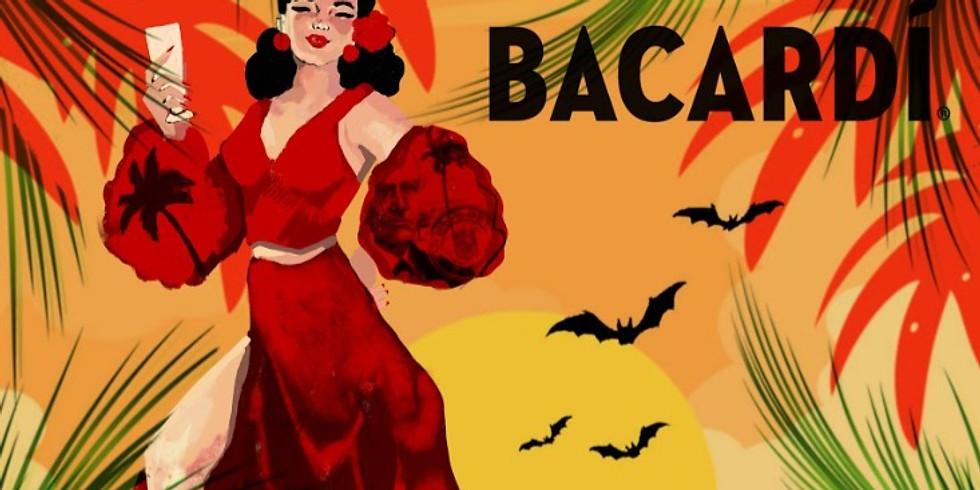 Viernes Culturales | Bacardi Sampling