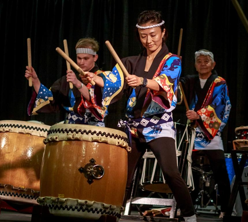 Taiko Drumming