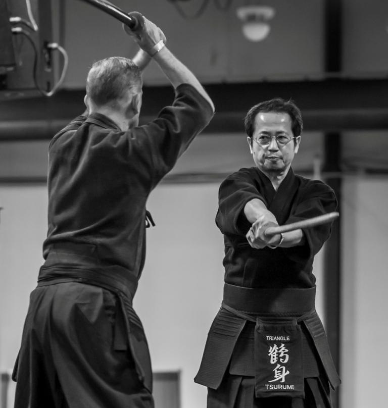 Kendo Demonstration