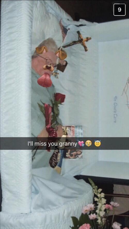tutotal lyf i'll miss you granny