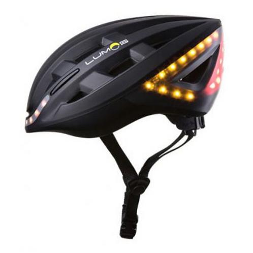 Lumos Helmet Charcoal Black