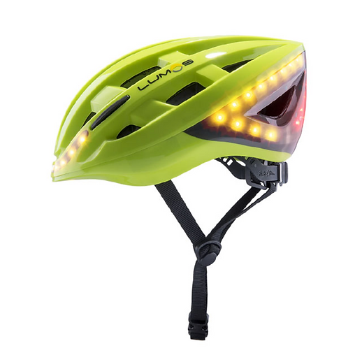 Lumos Helmet Electric Lime