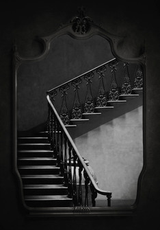 Stairway Reflections