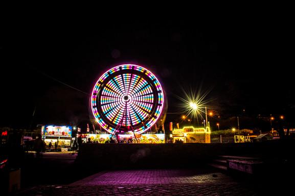Lollipop Farris Wheel