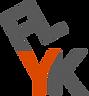 FLYK Gray 595959 Orange D9940E.png