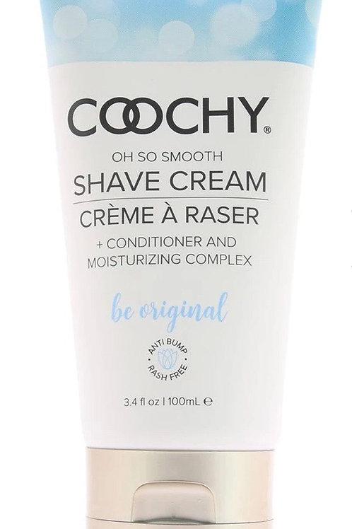 Coochy Oh So Smooth Shave Cream Original