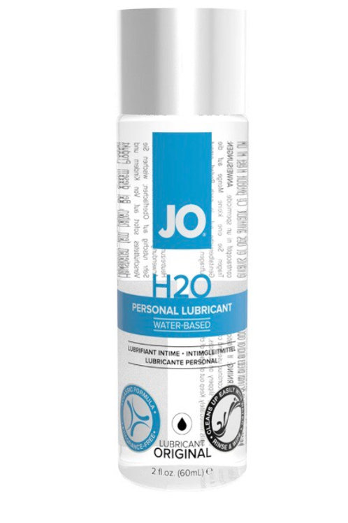 H2O Personal Lube Original 2oz