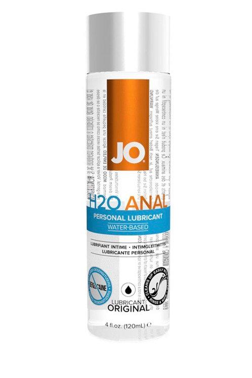 H2O Personal Anal Lube 4oz