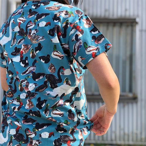 Ducks Blue T-Shirt