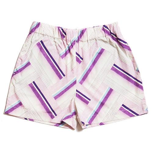 D.S. Magenta  Shorts