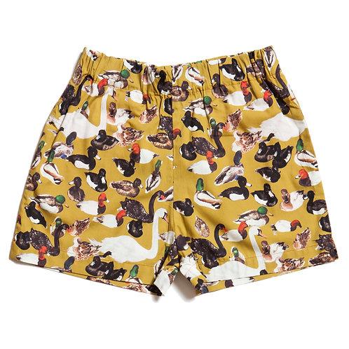 Duck Ochre Shorts
