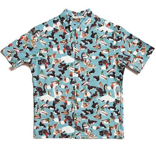Ducks Blue Aloha Mens