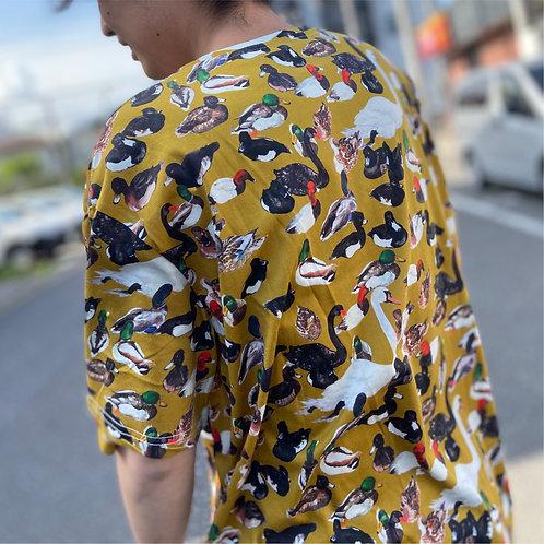 Ducks Ochre T-Shirt