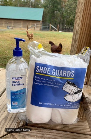 BIOSECURITY IN TODAY'S AG WORLD