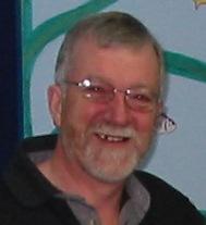 Geoff Woods Church Warden