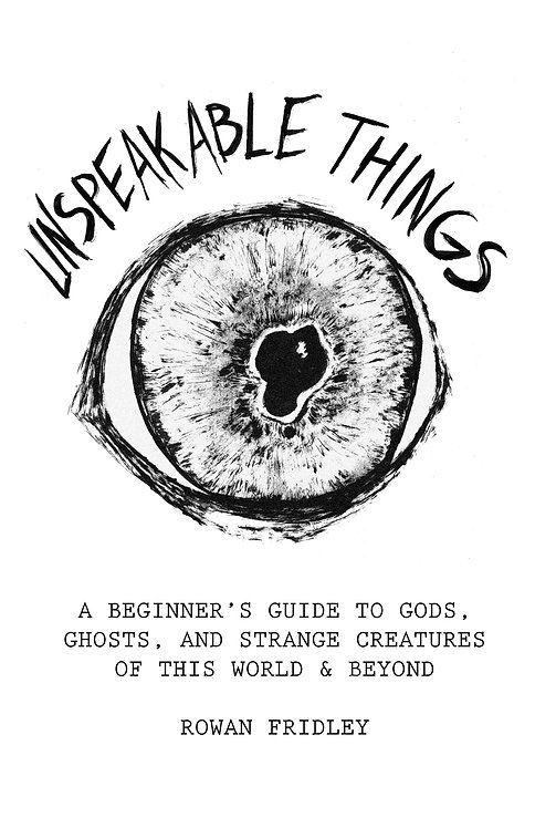 unspeakable things (digital download)