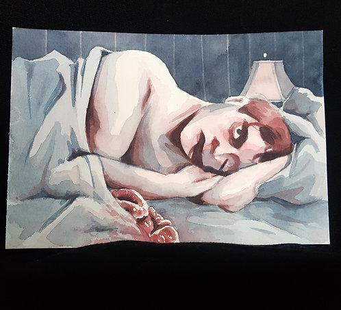apparition (original painting)