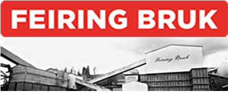 Feiring Bruk har valgt M-16 Akershus Vaktselskap