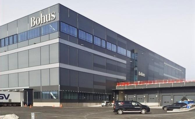 Vi skal sørge for sikkerheten ved Bohus Logistikk i Fetsund