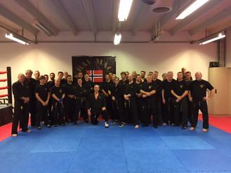 Krav Maga Norge samling oktober 2015