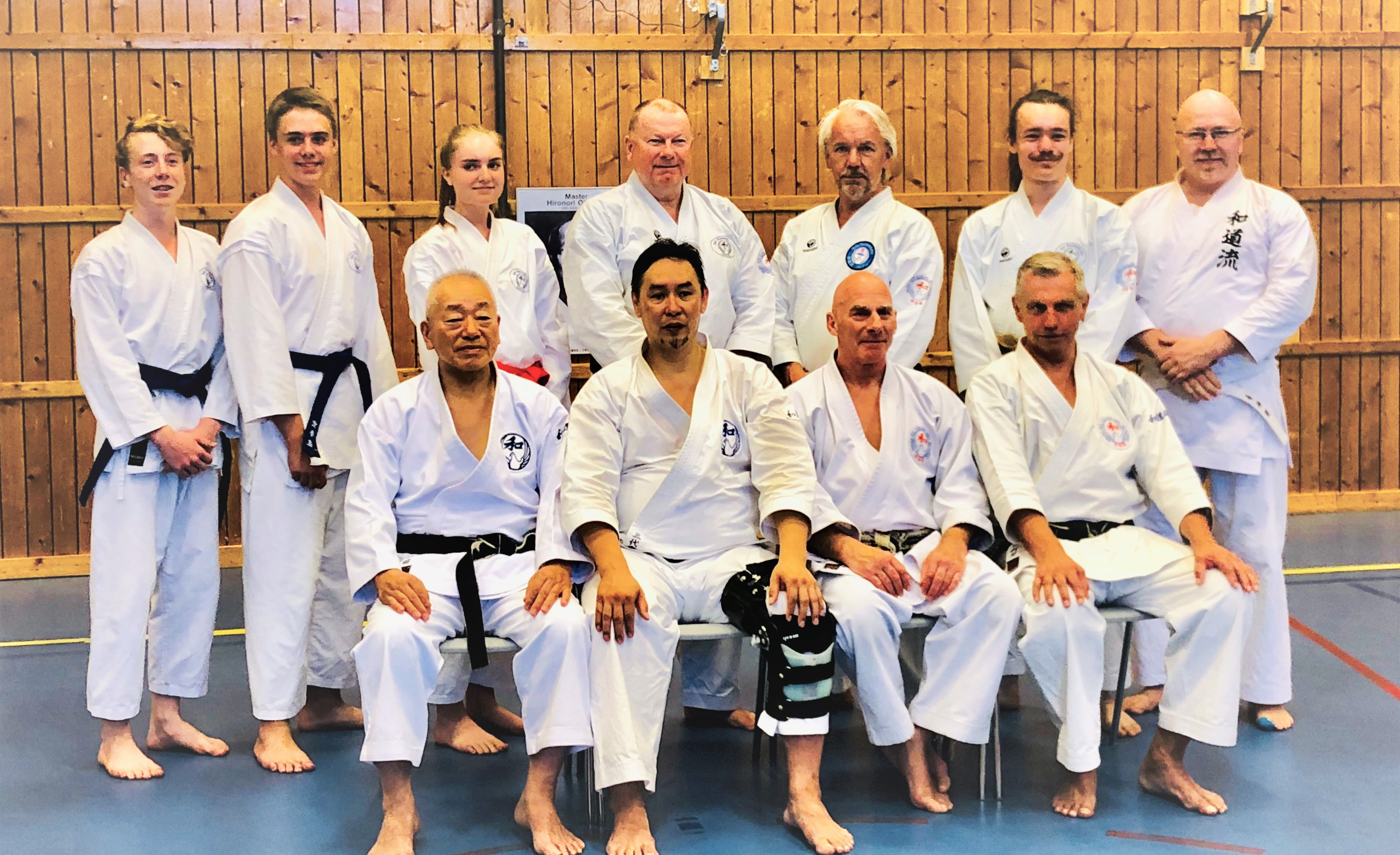 Trenere og mastere