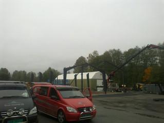 Lagerhall til Nannestad kommune