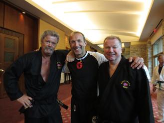 World Kobudo seminar i Ottawa Canada mai 2014