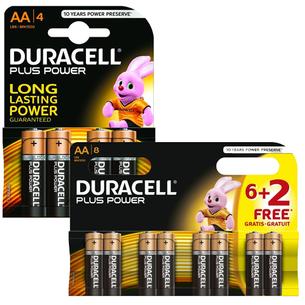 Kvalitets-batterier fra Duracell