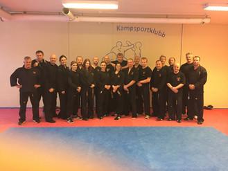 Instruktørsamling avholdt på Jessheim 12. november