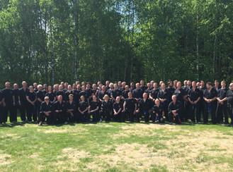 Nok et vellykket sommerseminar i LetoHallen