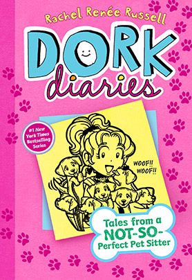 Dork Diaries 10 - Tales from a Not-so-Perfect Pet Sitter