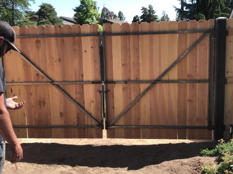 BOMBER SERIES GATES