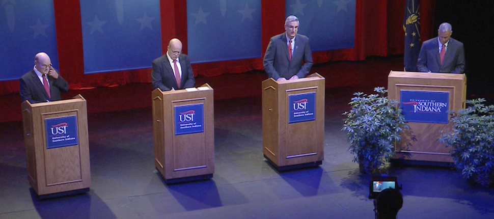 2016 Indiana Governors Debate