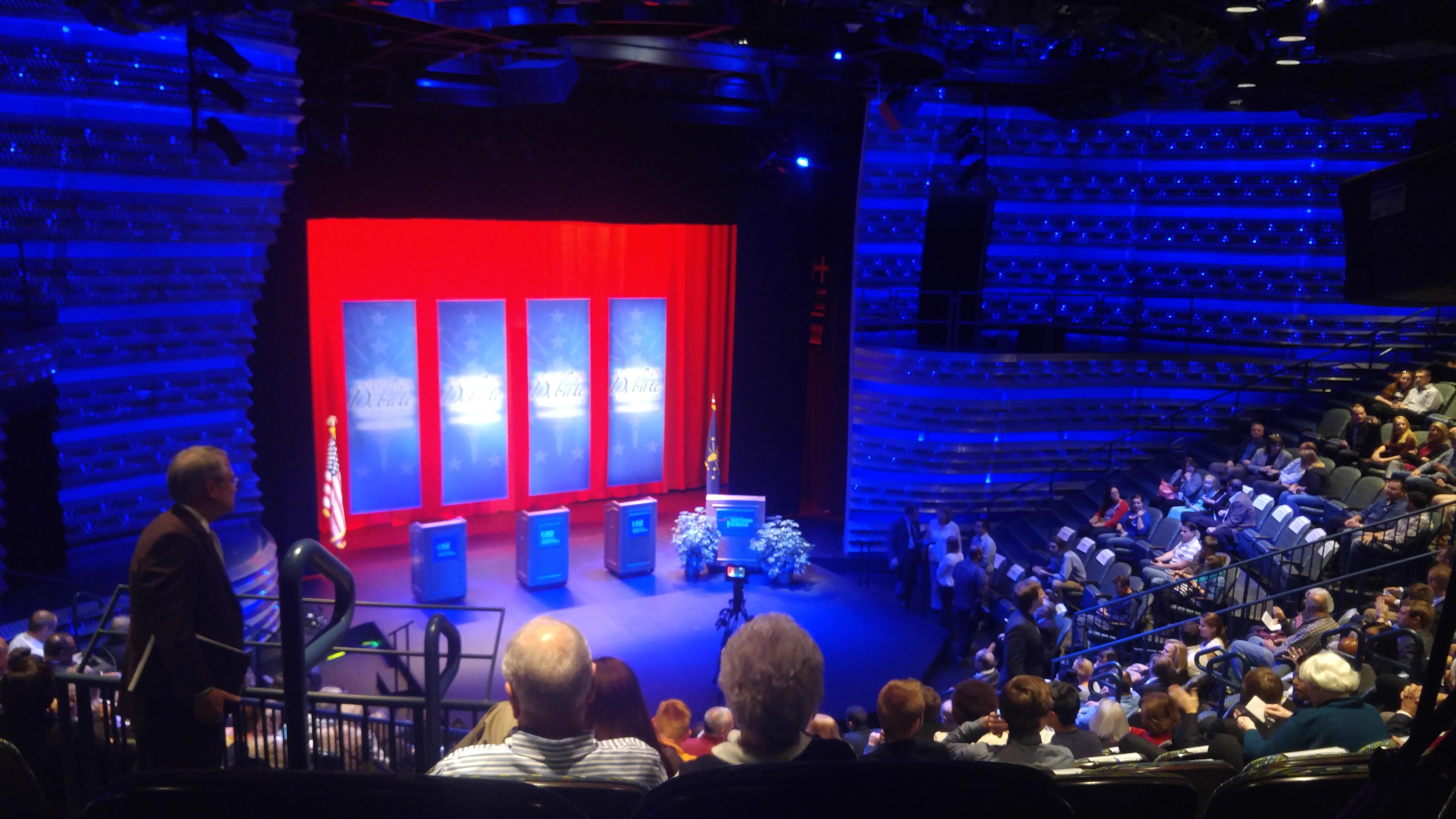 2016 Indiana Gubernatorial Debate