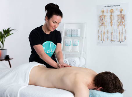 4 Ways Remedial Massage Can Improve Your Wellbeing