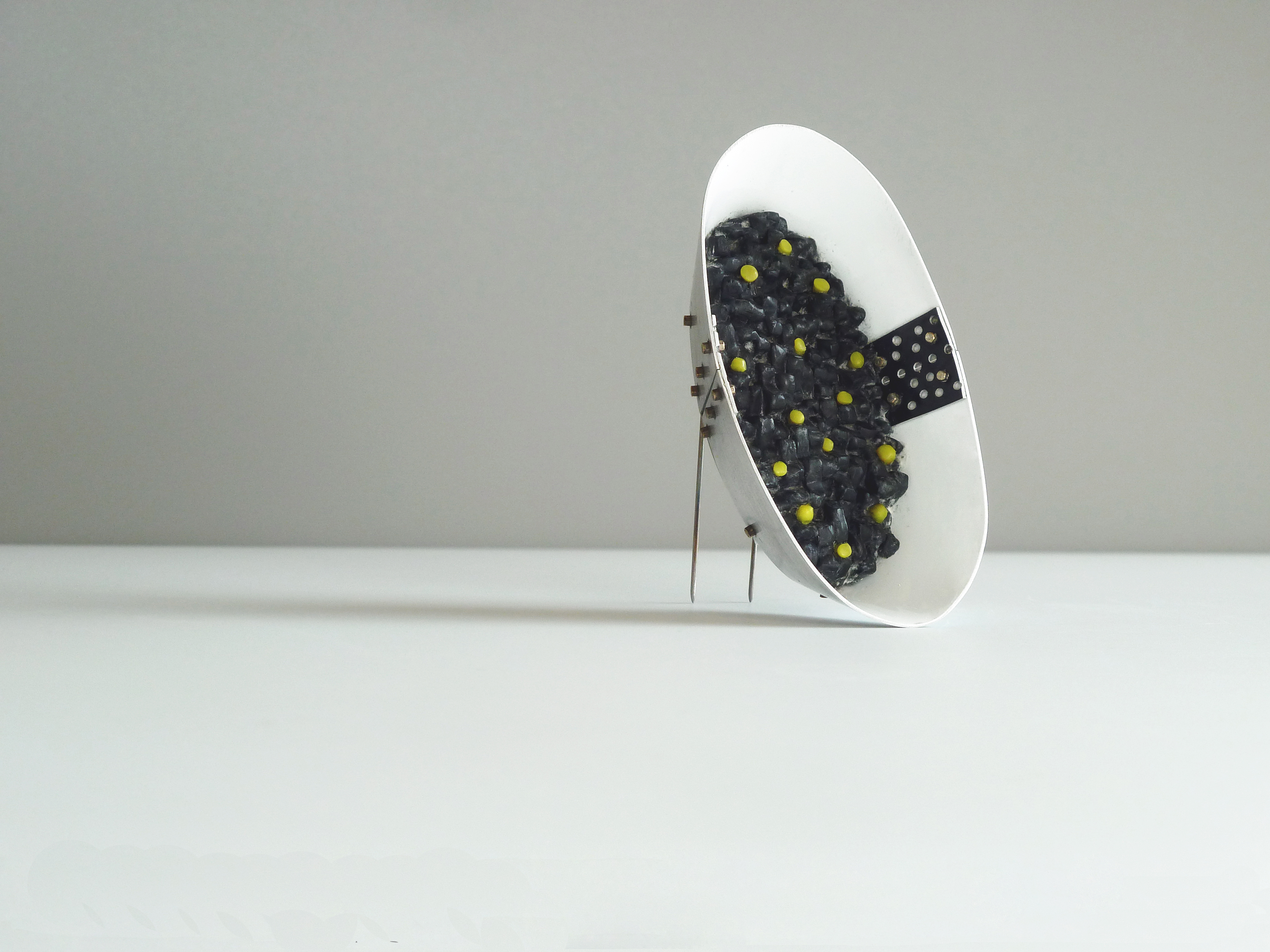 """ Purism "" Brooch"