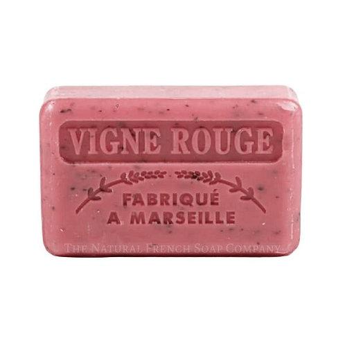 125g Red Vine French Market Soap