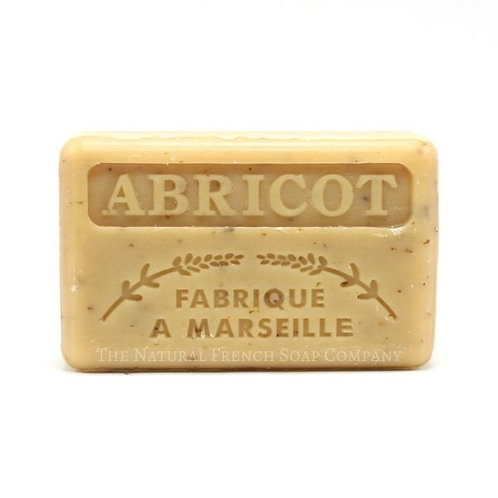 125g Apricot French Market Soap