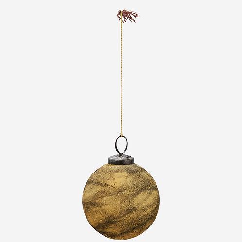 Hanging Velvet Ball