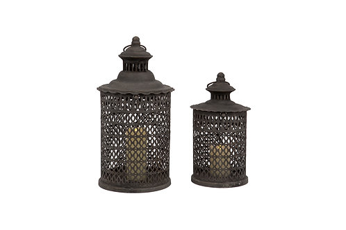 Large Sintra Lantern 19cm x 36.5cm