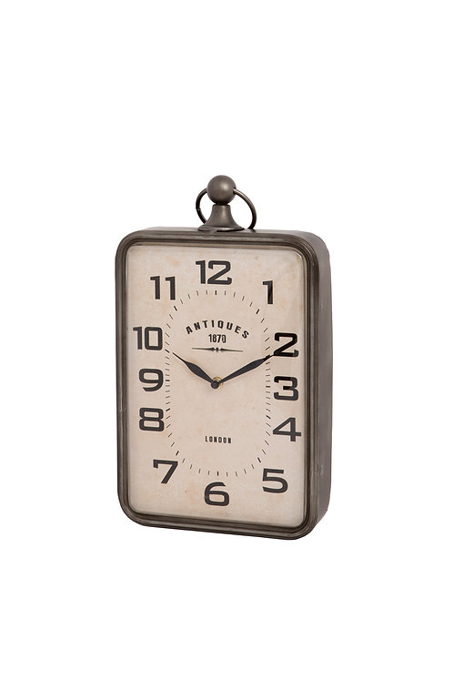 1870 London Wall Clock 25×10×41cm