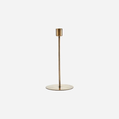 Candle stand, Silver 20cm x 9.5cm