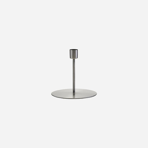 Candle Stand, Silver 12cm x 13cm