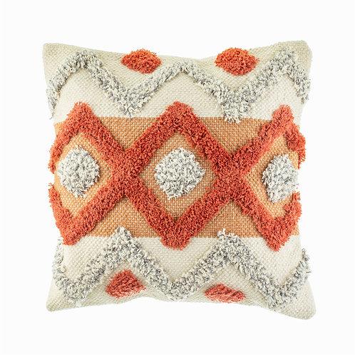 Arizona Tufted Cushion 40cm x 40cm