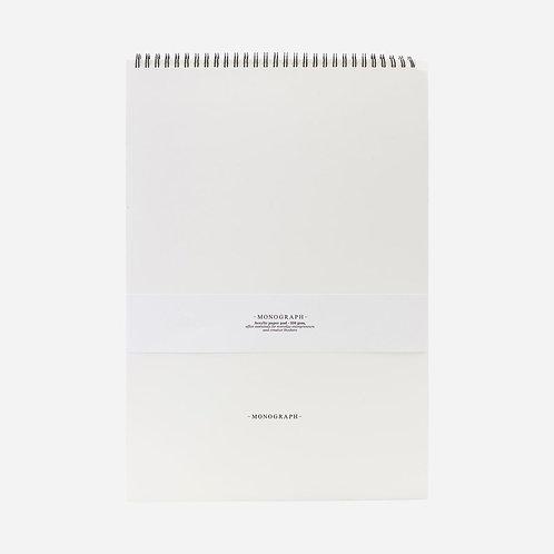 Paper pad, Watercolours, White 30cm x 26cm