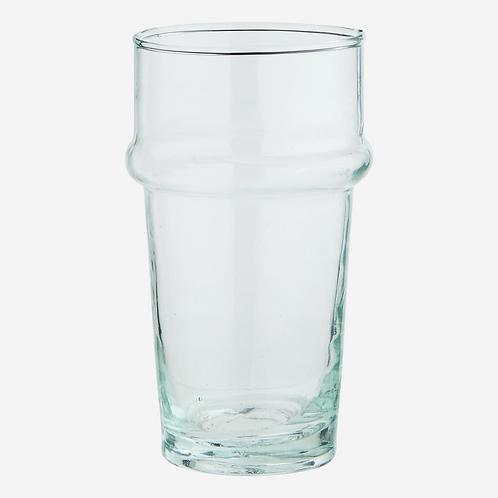 Clear Beldi Glass 6.5cm x 11.5cm