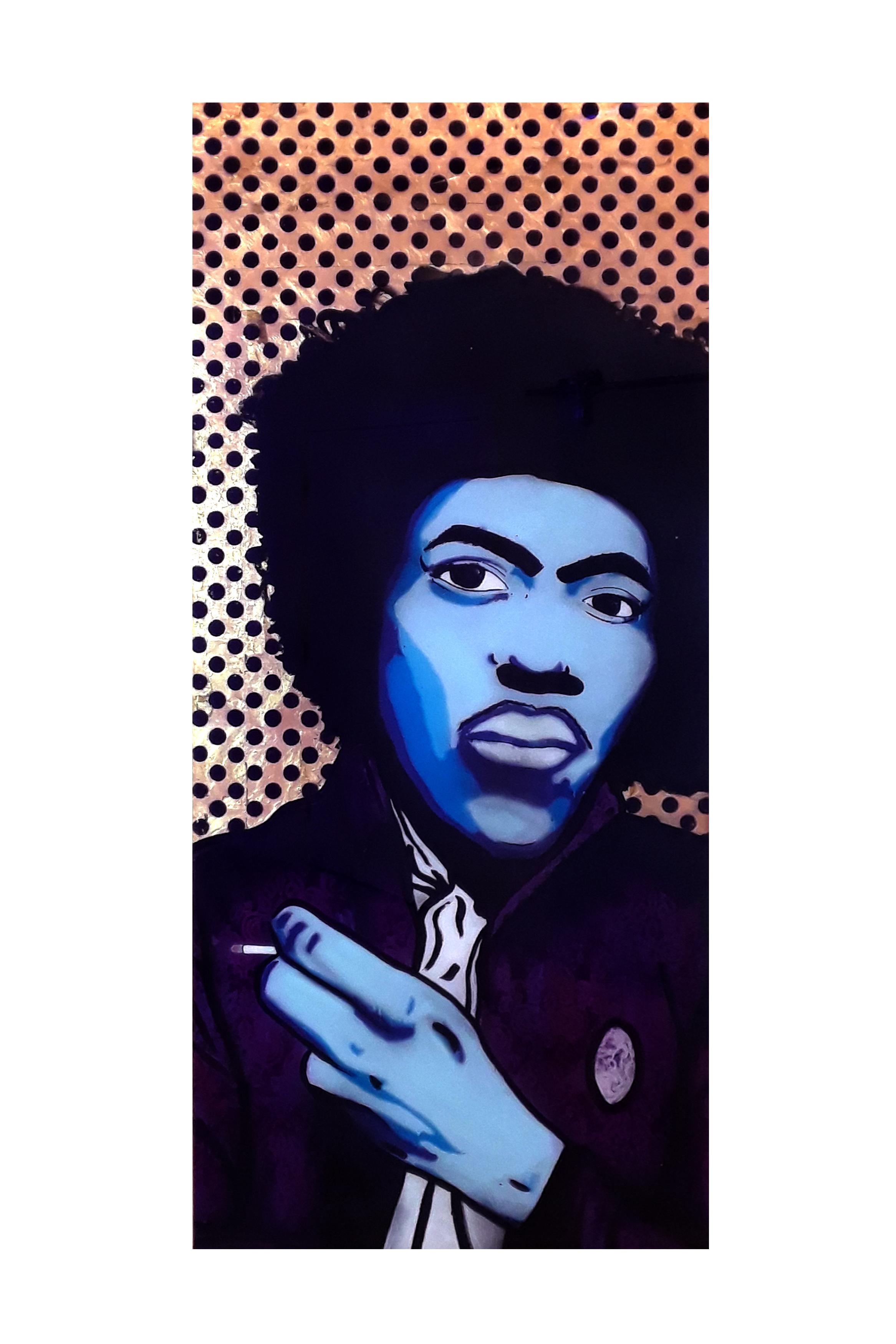 """Jimmy Hendrix"" 2018"