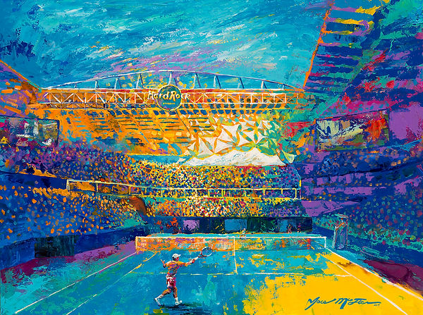 New Home Miami Open Hard Rock Stadium by