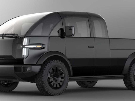 The Canoo Electric Pickup Truck