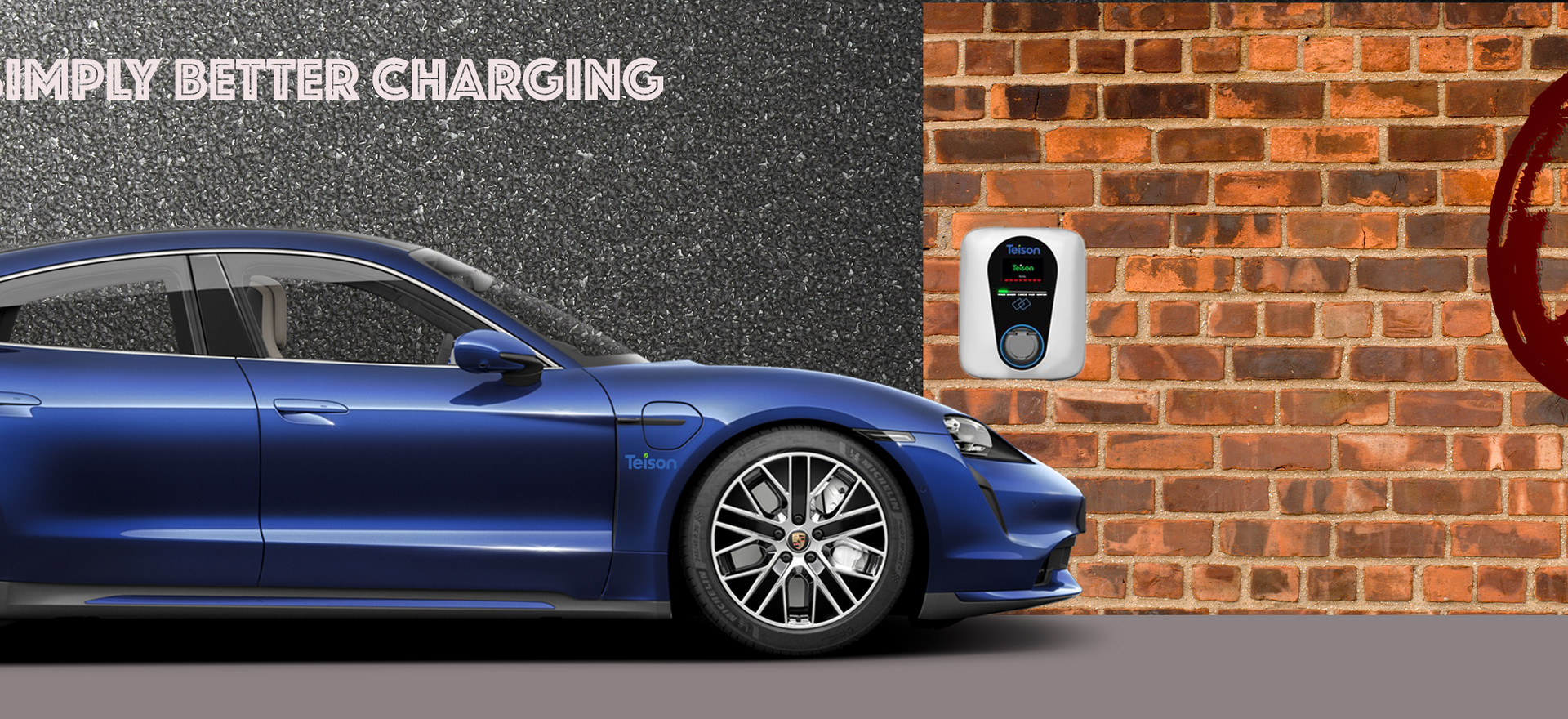 Porsche Taycan EV Home Charging